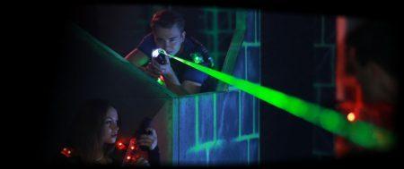 Turnaje v laser game