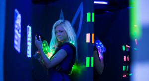 Terka Laser Game Liga