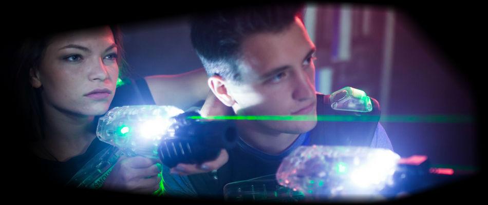 Firemní akce v laser game Praha