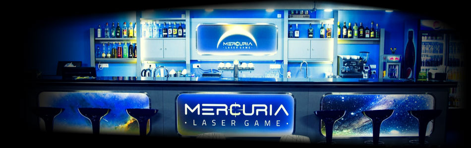 Soukromé akce v Mercuria Laser Game