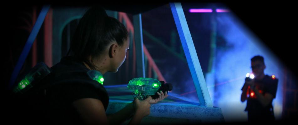 Statistiky pro členy Mercuria Laser Game