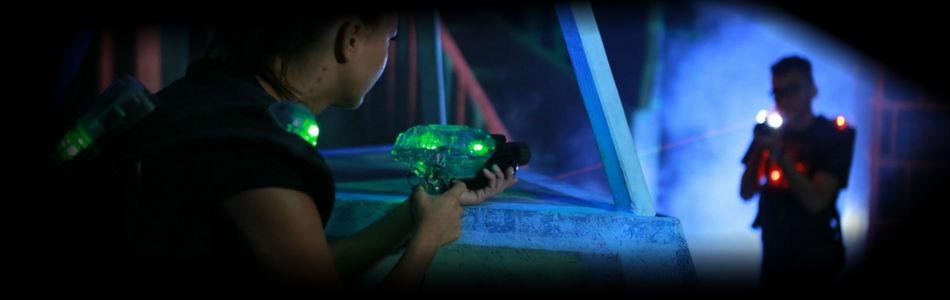 Základní pravidla laser game