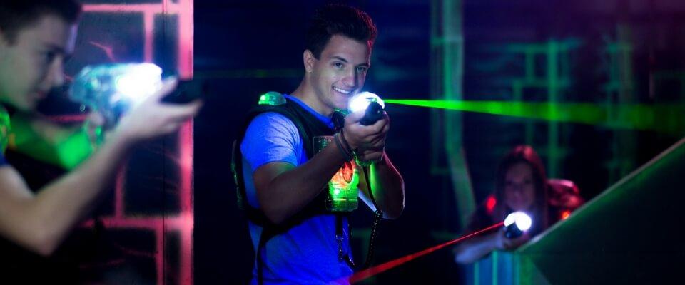 Laser Game Praha