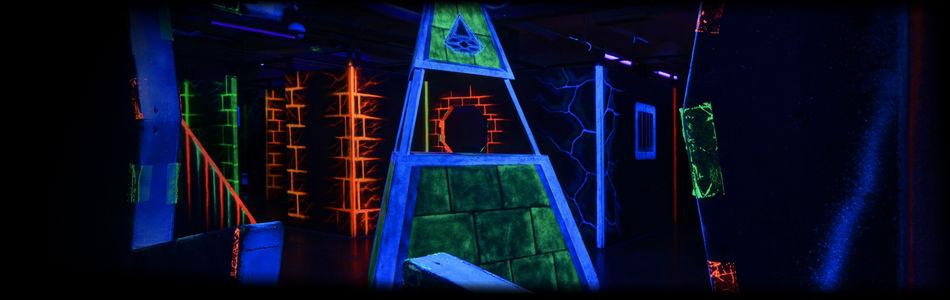 Vouchery do laser game